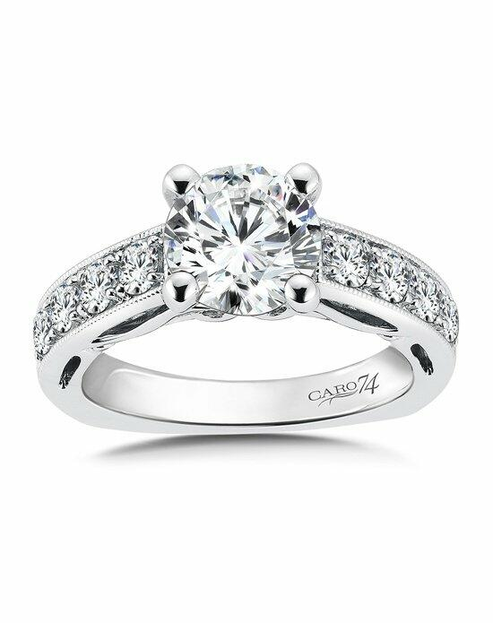 Caro 74 CR760W Engagement Ring photo