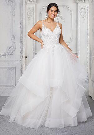 Morilee by Madeline Gardner/Julietta Cornelia Ball Gown Wedding Dress