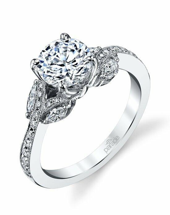 Parade Design Style R3524 from the Lyria Bridal Collection Engagement Ring photo
