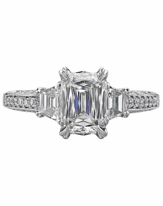 Christopher Designs 88R-EC100 Engagement Ring photo