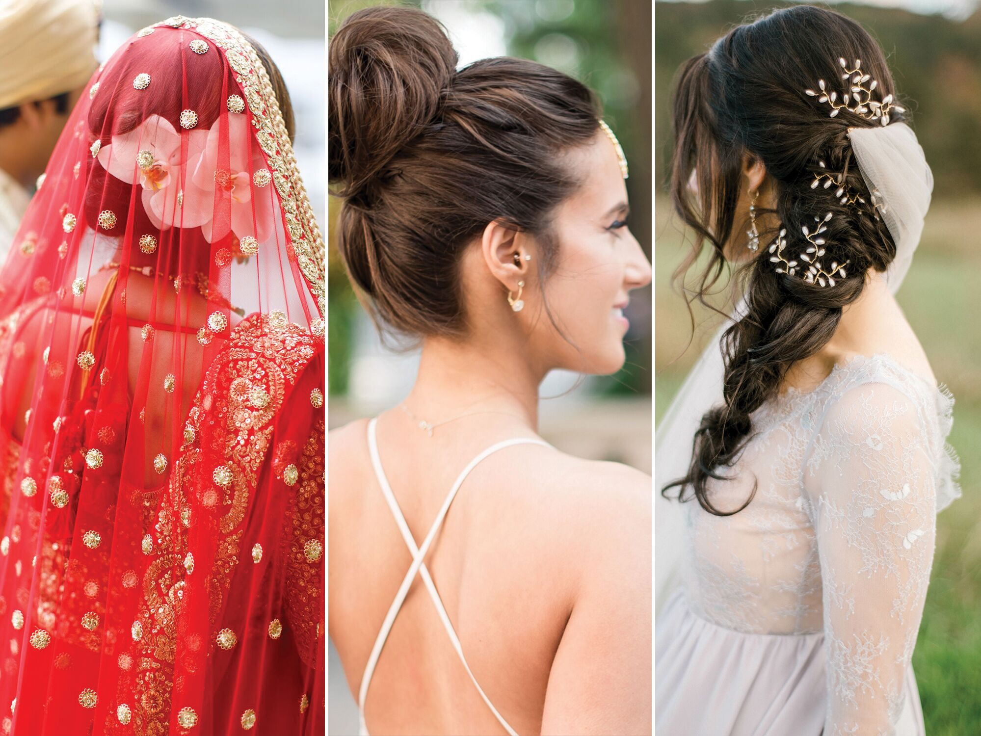 Wedding Hairstyle Tips For Every Hair Type