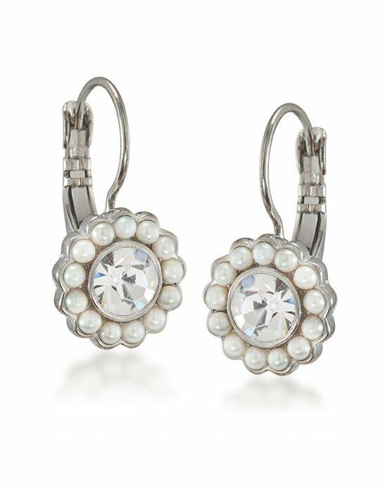 Carolee Jewelry 1645EW4178 Wedding Earrings photo