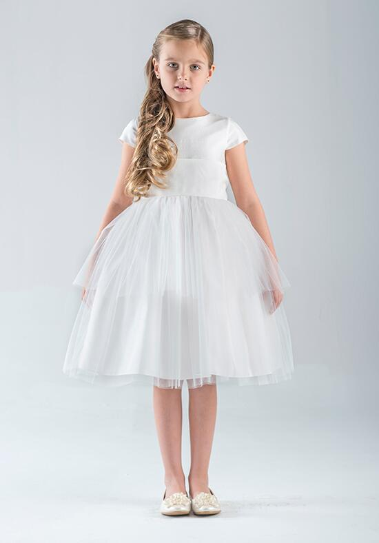 Us Angels Beautiful Color Carolyn Ballerina Dress-671 Flower Girl Dress photo