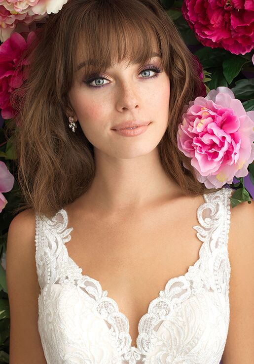 Allure Romance 3014 A-Line Wedding Dress