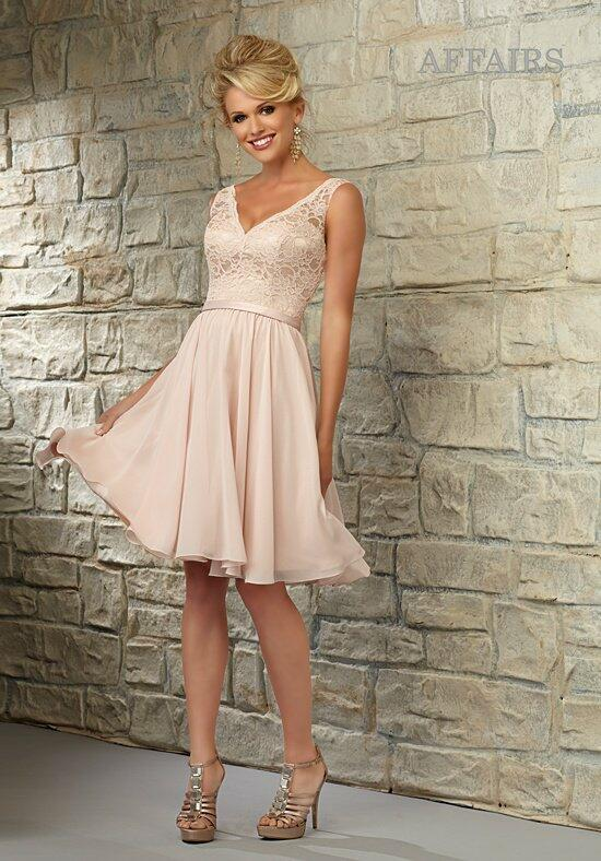 Mori Lee by Madeline Gardner Affairs 31054 Bridesmaid Dress photo