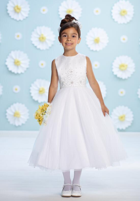 Joan Calabrese by Mon Cheri 116390 Flower Girl Dress photo
