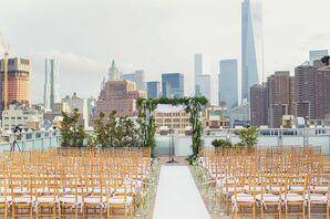 New York City Rooftop Ceremony