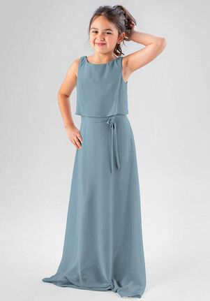 Kennedy Blue Presley V-Neck Bridesmaid Dress