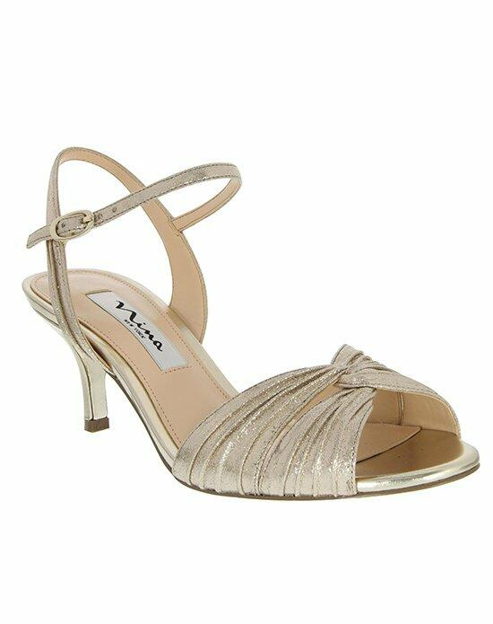 Nina Bridal CAMILLE_TAUPE Wedding Shoes photo