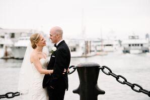 Meredith and Tom's Classic Boston Wedding