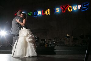 Hayley and Tony First Dance