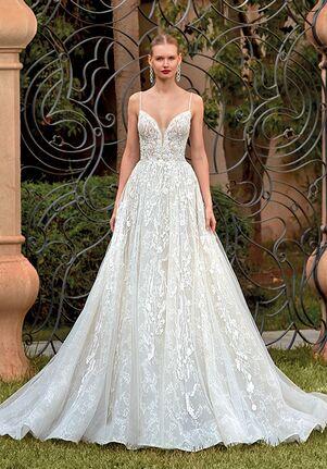 Demetrios 200127 A-Line Wedding Dress