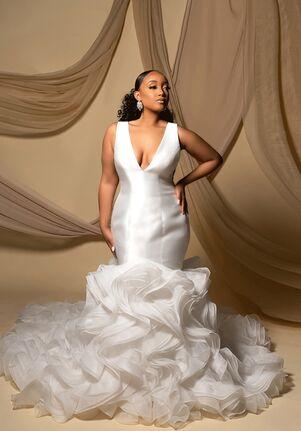 Pantora Bridal Natalya Mermaid Wedding Dress