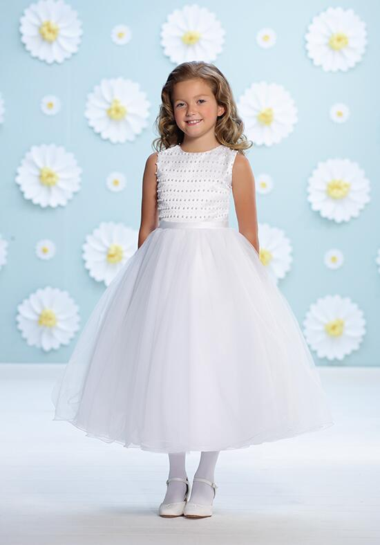 Joan Calabrese by Mon Cheri 116370 Flower Girl Dress photo