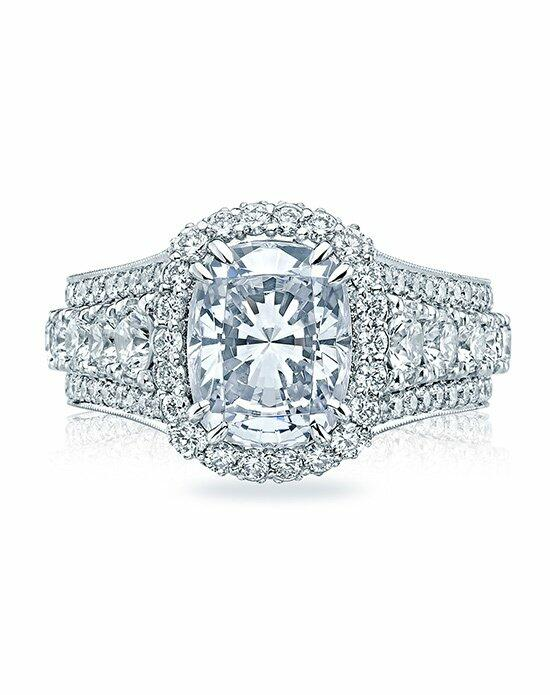 Tacori HT 2613 CU 10X8 Engagement Ring photo