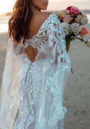 All Who Wander Kenzo Wedding Dress