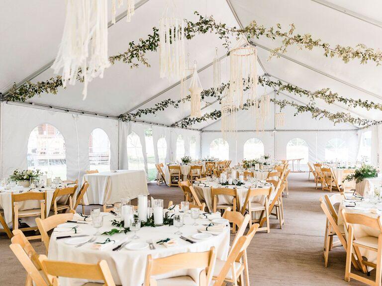 Fall wedding venue in Gallatin Gateway, Montana.