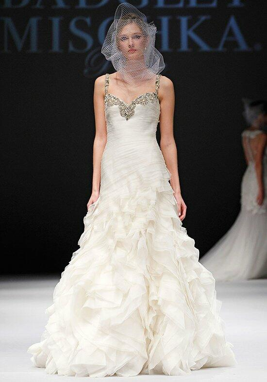 Badgley Mischka Bride Hedren Wedding Dress photo