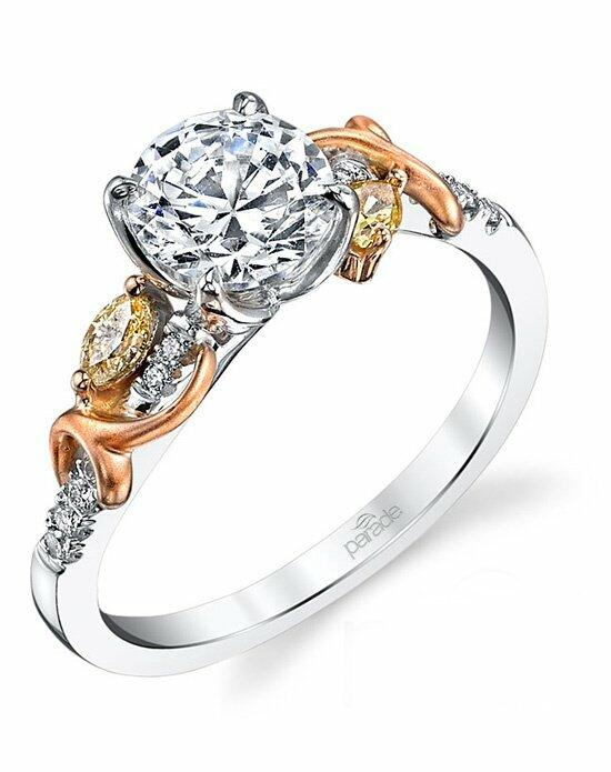Parade Design Style R3293 from The Reverie Bridal Collection Engagement Ring photo