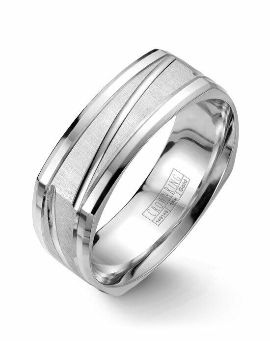 CrownRing WB-7909-M10 Wedding Ring photo