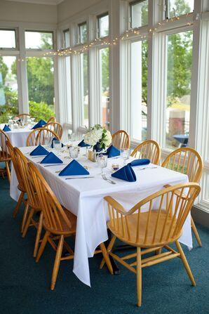 Simple Reception Tables