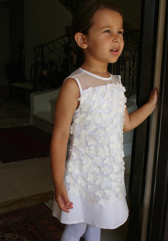 Isabel Garretón Garden Flower Girl Dress photo