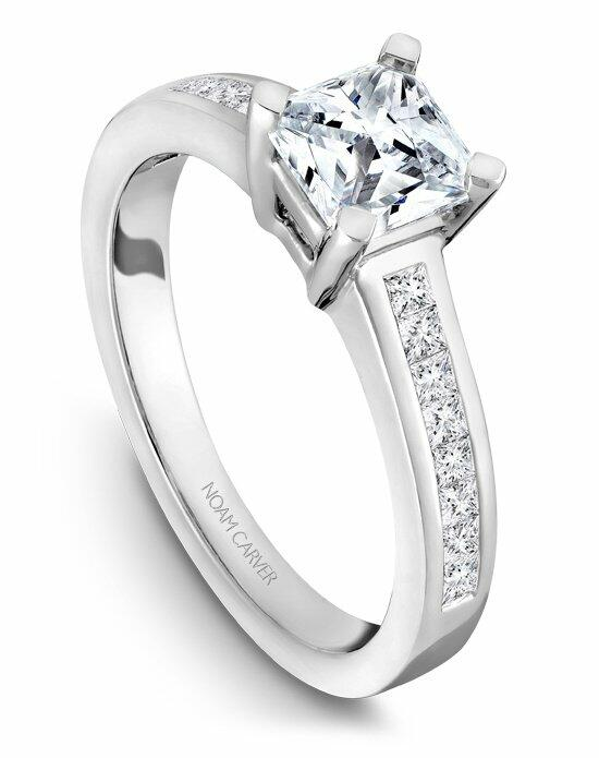 Noam Carver B031-02WS-100A Engagement Ring photo