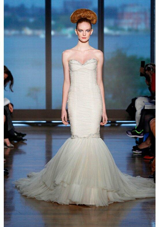 Ines Di Santo Theia Wedding Dress photo