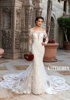 KITTYCHEN MONAIR, H2034 Mermaid Wedding Dress