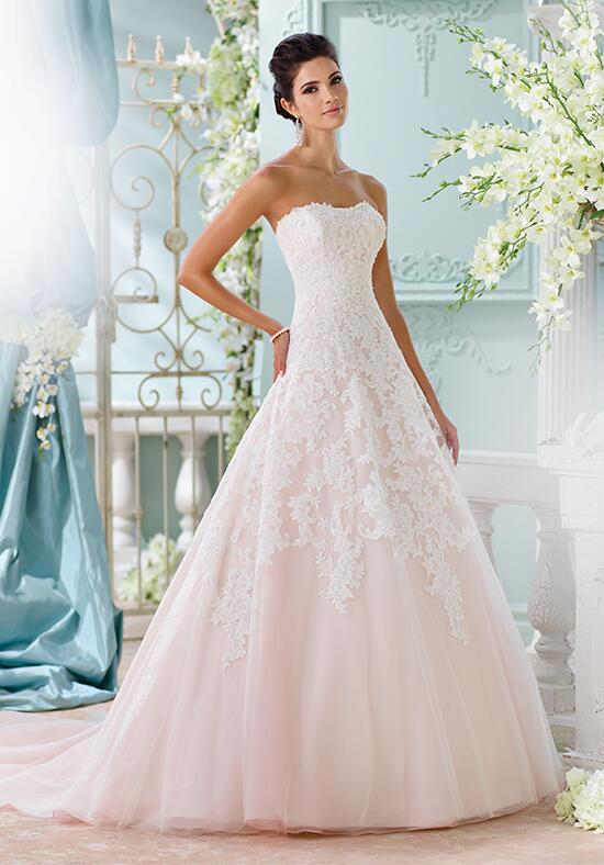 David Tutera for Mon Cheri 116202 - Soleleil Wedding Dress photo
