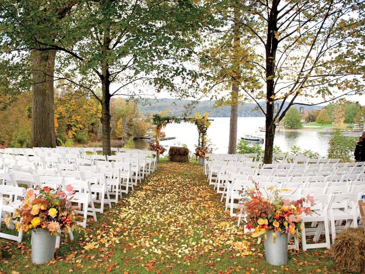 Fall Wedding Pitfalls - Fall Wedding Planning - Fall Wedding Mistakes