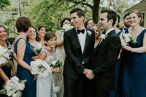 Same-Sex Jewish Wedding Ceremony