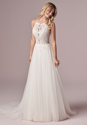 Rebecca Ingram LEXIE A-Line Wedding Dress