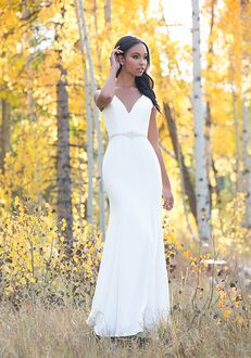 Allure Romance 3101 Sheath Wedding Dress