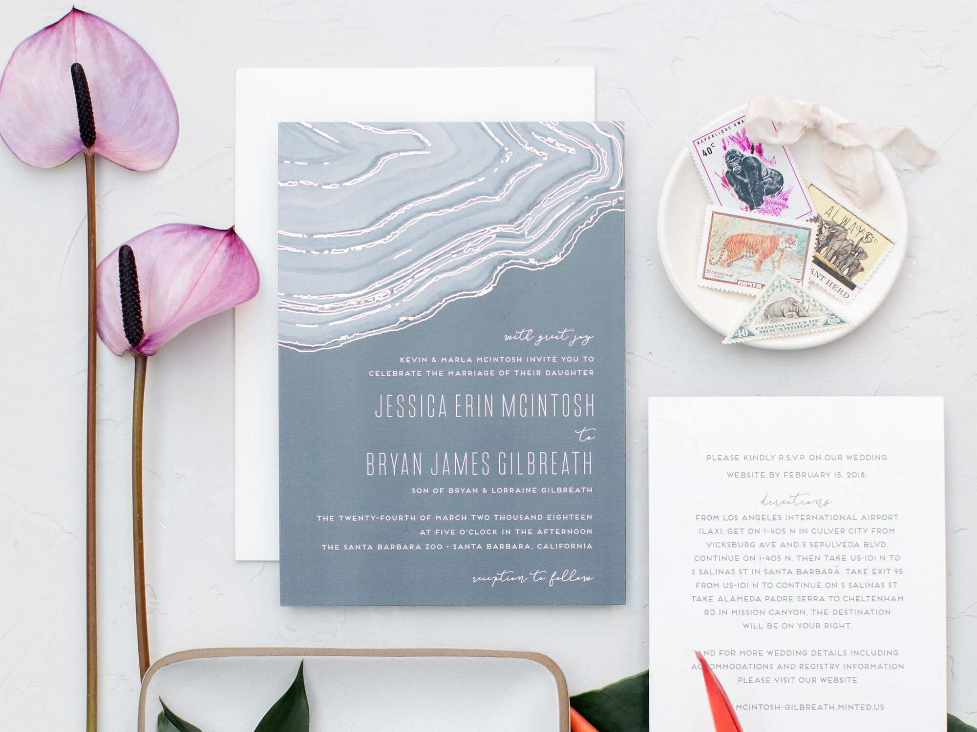 The Average Cost of Wedding Invitations in 3