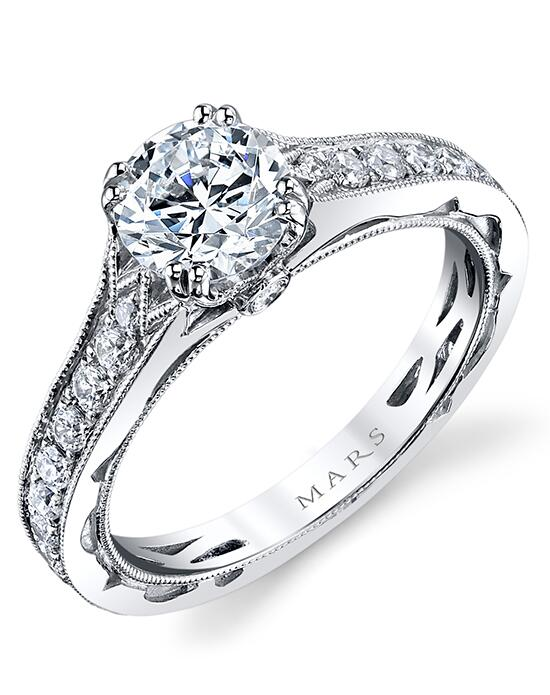 MARS Fine Jewelry 26009 Engagement Ring photo