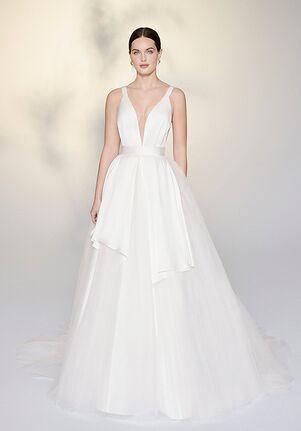 Justin Alexander Signature Tiler Ball Gown Wedding Dress