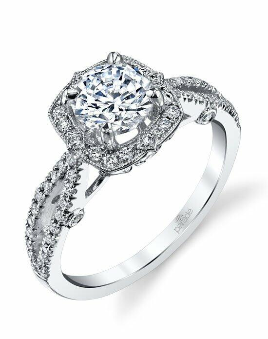 Parade Design Style R3498 from the Hera Collection Engagement Ring photo