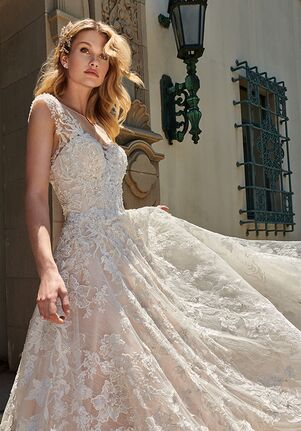 Val Stefani ORION A-Line Wedding Dress