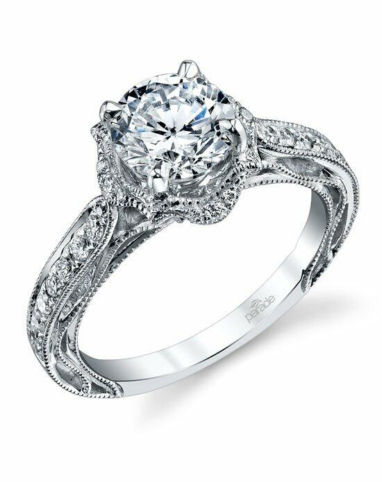Parade Design Style R3306 from the Hera Collection Engagement Ring photo