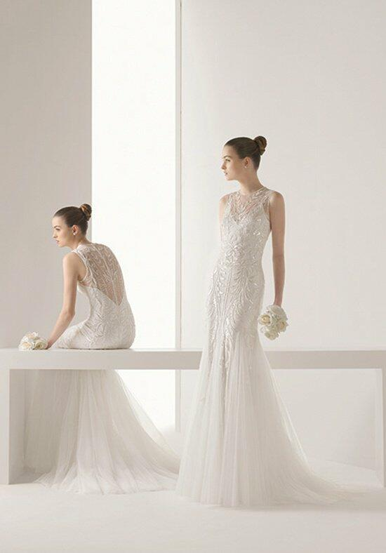 Soft by Rosa Clará IBONE Wedding Dress photo