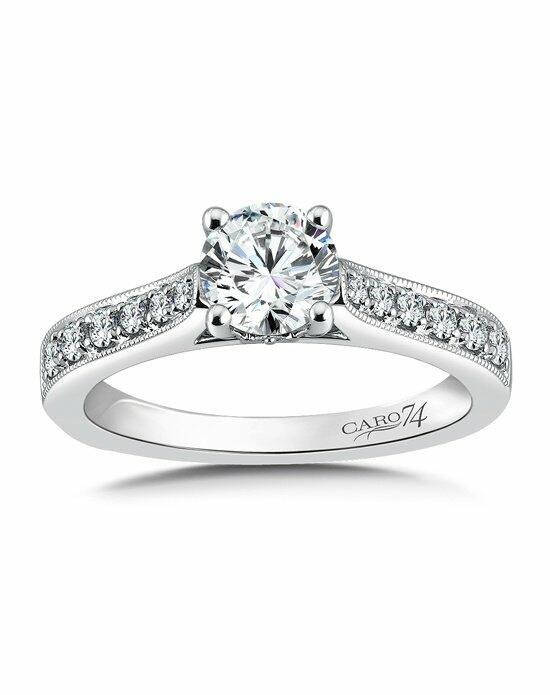 Caro 74 CR723W Engagement Ring photo
