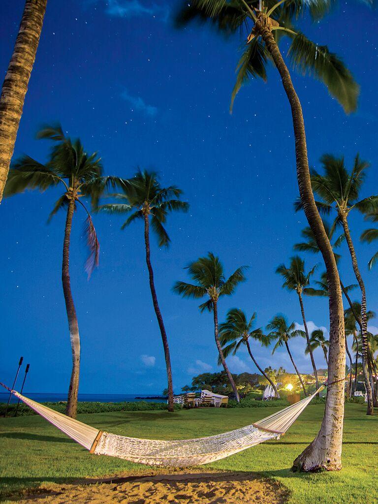 Big Island honeymoon idea