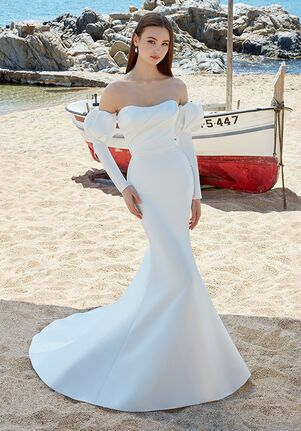Love by Enzoani Alyson Mermaid Wedding Dress