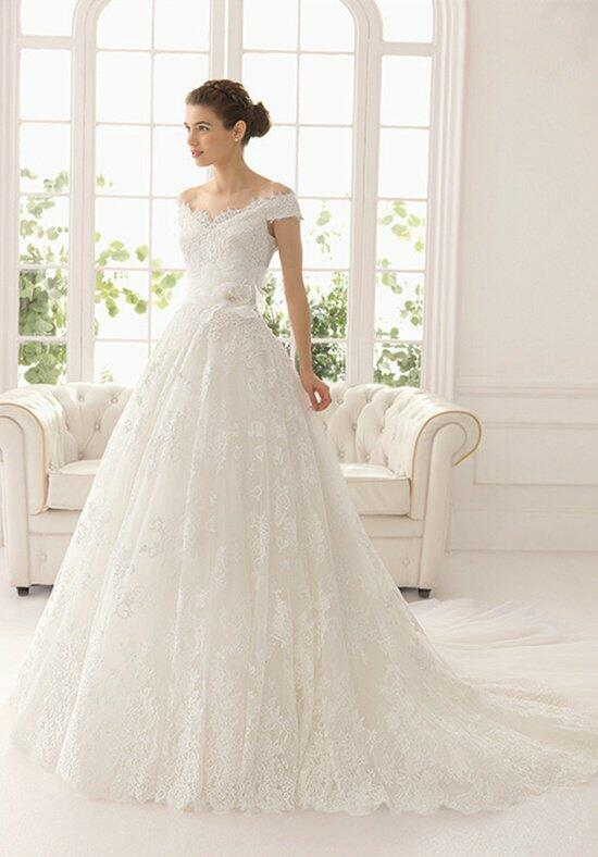 Aire Barcelona AZZARO Wedding Dress photo