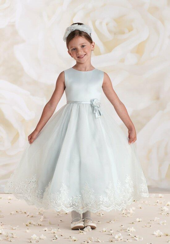 Joan Calabrese by Mon Cheri 115321 Flower Girl Dress photo