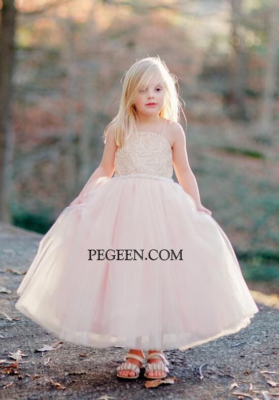 Pegeen.com  905 Flower Girl Dress photo