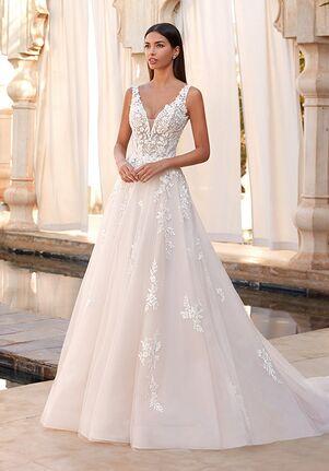 Demetrios 1079 A-Line Wedding Dress