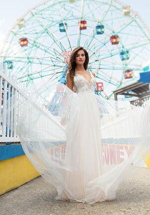 Tara Keely by Lazaro Myra - 2857 A-Line Wedding Dress
