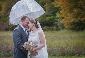 A Book-Themed Farm Wedding